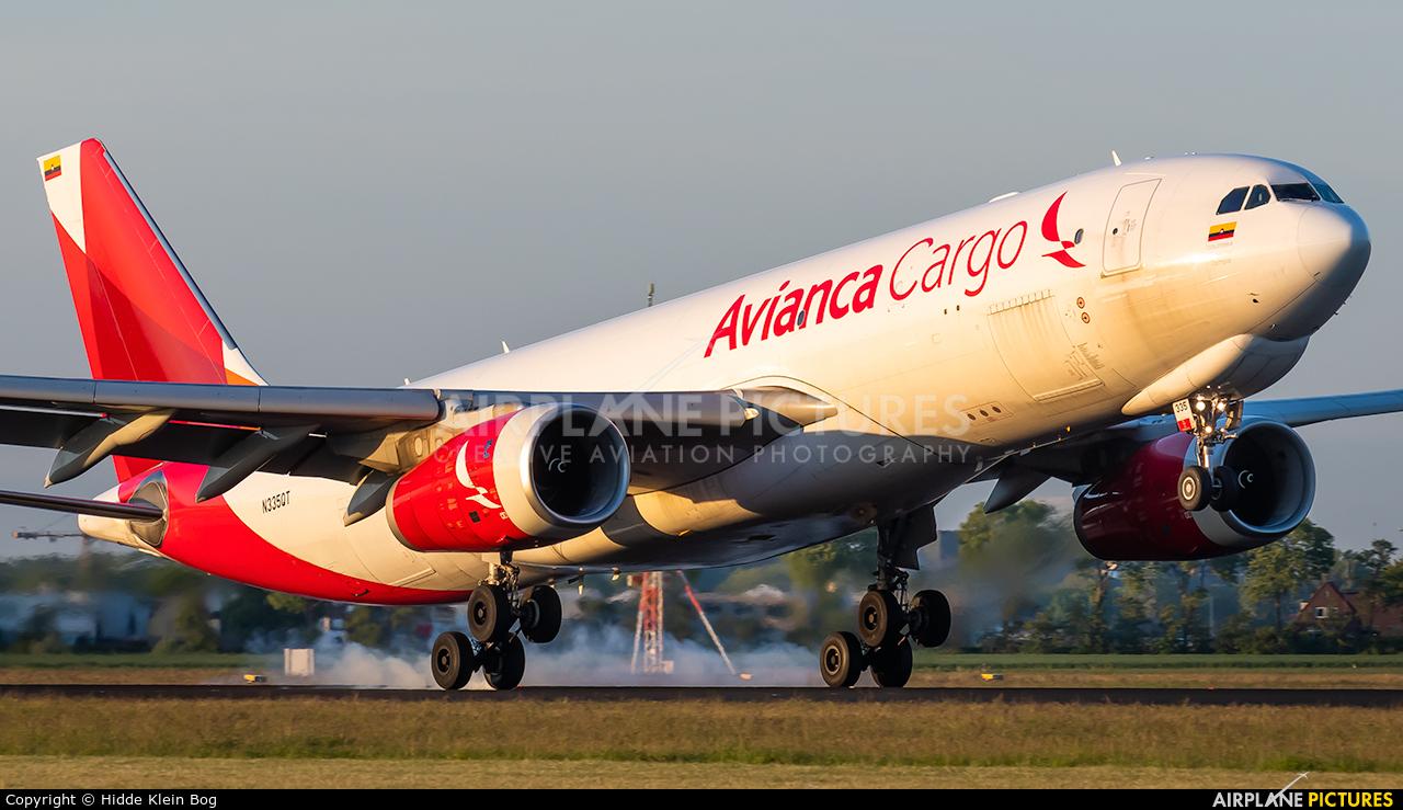 Avianca Cargo N335QT aircraft at Amsterdam - Schiphol