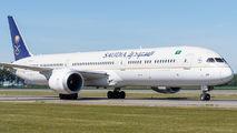 HZ-AR24 - Saudi Arabian Airlines Boeing 787-10 Dreamliner aircraft