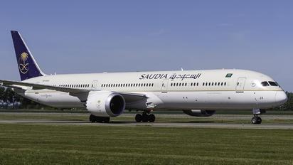 HZ-AR24 - Saudi Arabian Airlines Boeing 787-10 Dreamliner