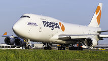 TF-AMN - Magma Aviation Boeing 747-400BCF, SF, BDSF aircraft