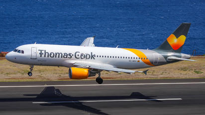 EC-MVH - Thomas Cook Balearics Airbus A320