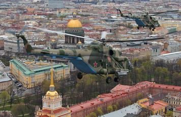 11 - Russia - Air Force Mil Mi-8MT
