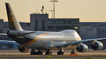 N610UP - UPS - United Parcel Service Boeing 747-8F aircraft