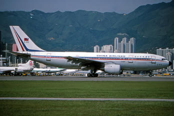 B-1810 - China Airlines Airbus A300