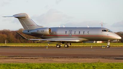 9H-VCF - Vistajet Bombardier BD-100 Challenger 350 series
