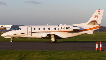 YU-SVJ - Prince Aviation Cessna 560XL Citation XLS