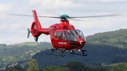G-HEMN - Babcock Mission Critical Services Onshore Ltd. Eurocopter EC135 (all models)