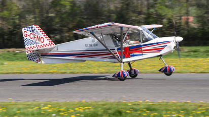 G-CFNO - Private Bestoff SkyRanger Swift