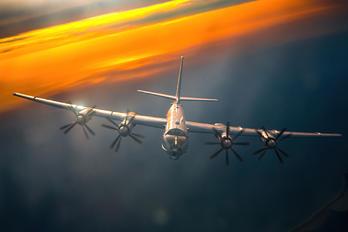 54 - Russia - Navy Tupolev Tu-142MK