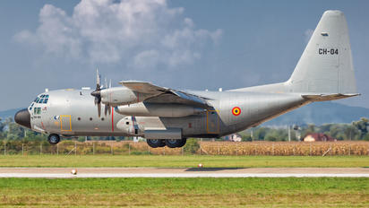 CH-04 - Belgium - Air Force Lockheed C-130H Hercules