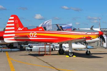 02 - Yakovlev Design Bureau Yakovlev Yak-152