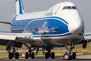 VQ-BFU - Air Bridge Cargo Boeing 747-8F aircraft