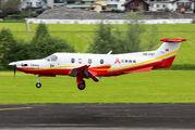 HB-FRT - Private Pilatus PC-12 aircraft