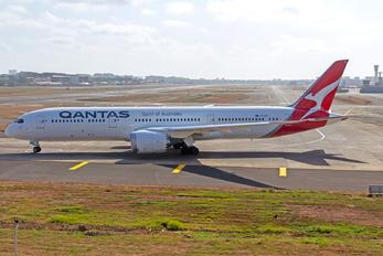VH-ZNE - QANTAS Boeing 787-9 Dreamliner