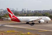 VH-ZNE - QANTAS Boeing 787-9 Dreamliner aircraft