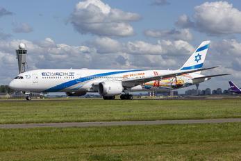 4X-EDD - El Al Israel Airlines Boeing 787-9 Dreamliner