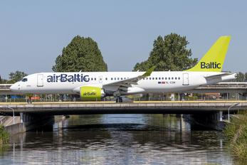 YL-CSM - Air Baltic Airbus A220-300