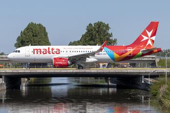 9H-NEB - Malta Air Airbus A320 NEO