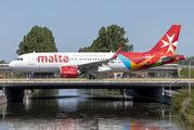 9H-NEB - Malta Air Airbus A320 NEO aircraft
