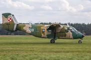 0218 - Poland - Air Force PZL M-28 Bryza aircraft