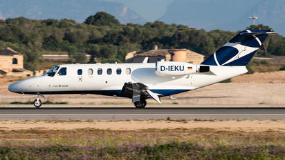 D-IEKU - Excellent Air Cessna 525A Citation CJ2