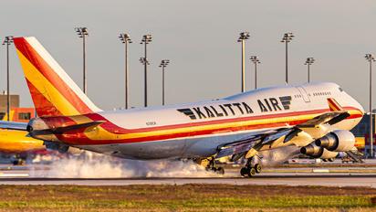 N709CK - Kalitta Air Boeing 747-100F
