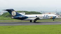 Lineas Aereas Suramericanas Boeing 727 visited San Jose title=