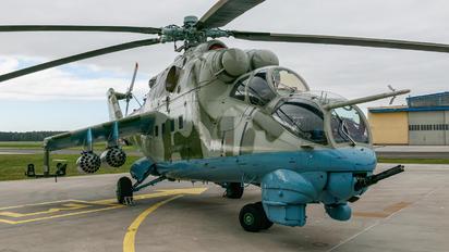 016 - Poland - Air Force Mil Mi-24D
