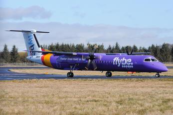 G-PRPB - Flybe de Havilland Canada DHC-8-400Q / Bombardier Q400