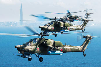 RF-13623 - Russia - Air Force Mil Mi-28