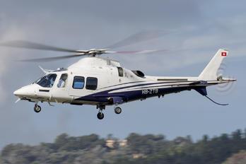 HB-ZTB - Private Agusta Westland AW109 SP Da Vinci