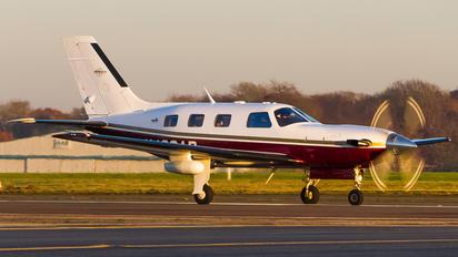 N466AB - Private Piper PA-46 Malibu Meridian / Jetprop DLX