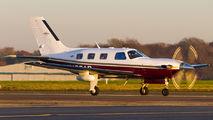 N466AB - Private Piper PA-46 Malibu Meridian / Jetprop DLX aircraft