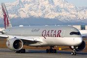 A7-AME - Qatar Airways Airbus A350-900 aircraft