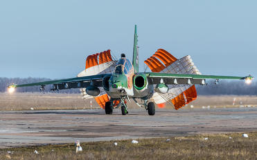 52 - Russia - Air Force Sukhoi Su-25UB