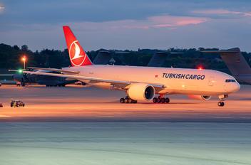 TC-LJT - Turkish Airlines Boeing 777F
