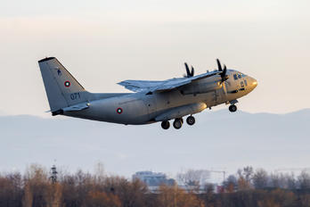 071 - Bulgaria - Air Force Alenia Aermacchi C-27J Spartan
