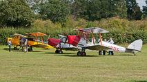 G-ERDS - Private de Havilland DH. 82 Tiger Moth aircraft