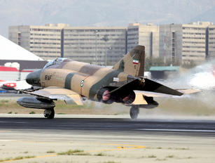3-6615 - Iran - Islamic Republic Air Force McDonnell Douglas F-4E Phantom II