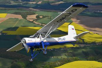 OM-LKO - Private Aero L-60 Brigadýr