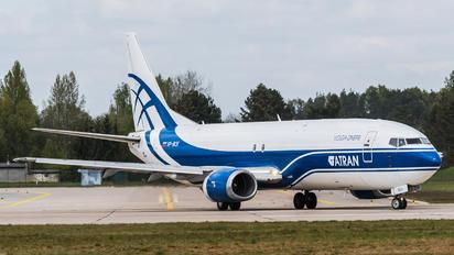 VP-BCK - Atran Boeing 737-400F