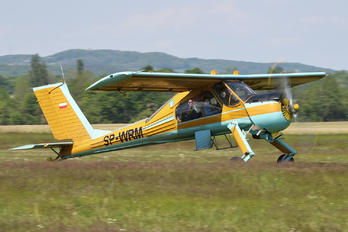 SP-WRM - Private PZL 104 Wilga 35A