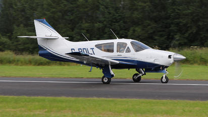 G-BOLT - Private Rockwell Commander 114