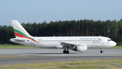 LZ-FBD - Bulgaria Air Airbus A320