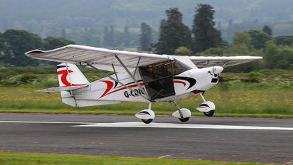 G-CDIU - Private Bestoff SkyRanger Swift