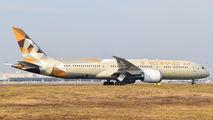 A6-BNA - Etihad Airways Boeing 787-9 Dreamliner aircraft