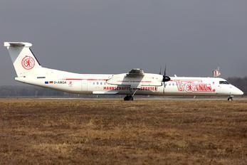 D-ABQA - Eurowings de Havilland Canada DHC-8-400Q / Bombardier Q400