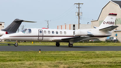 C-FCBQ - Private Cessna 500 Citation