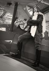 SE-BOF - - Aviation Glamour - Aviation Glamour - Model