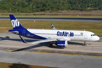 VT-WGL - Go Air Airbus A320 NEO